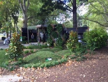 Tankworks at the Melbourne International Flower & Garden Show 2015